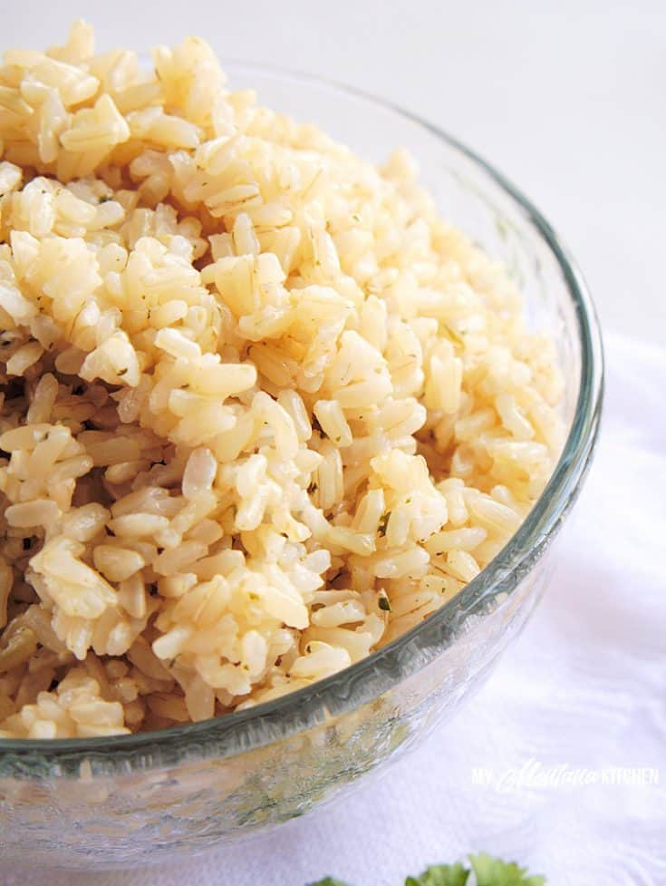 How to Make Instant Pot Brown Rice