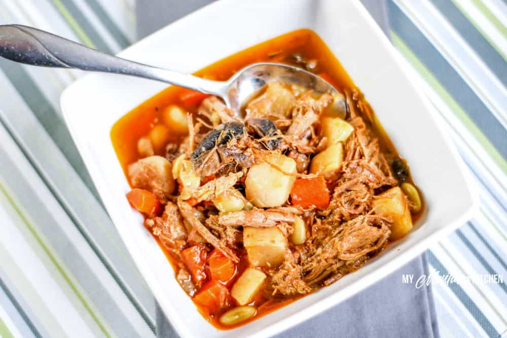 Image of Low Carb Beef Stew