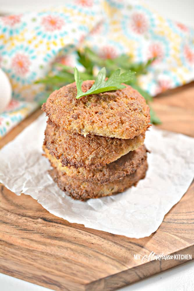 Savory Breakfast Cookies with Sausage