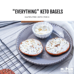 Keto Everything Bagel