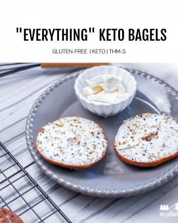 Keto Everything Bagel