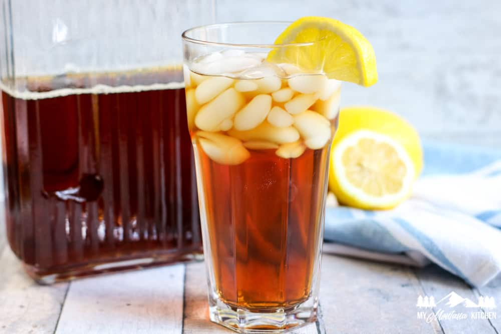 Sugar-Free Sweet Tea